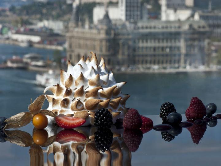 360 Istanbul Turkey dessert food