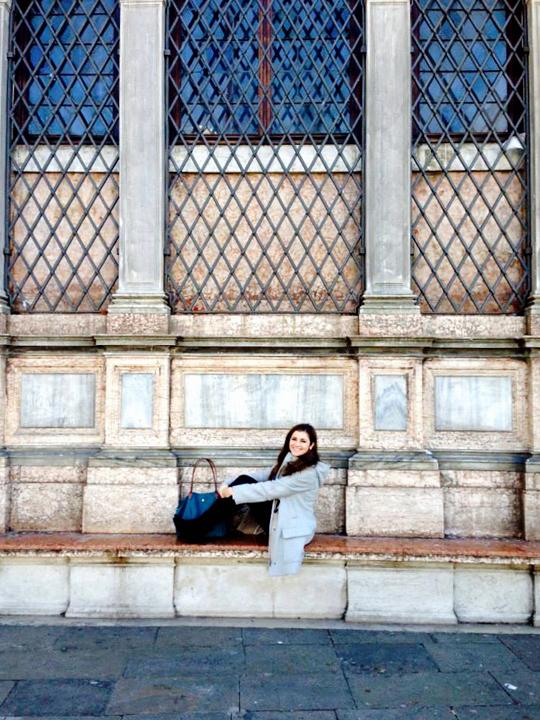 Amanda Rodrigues Venice