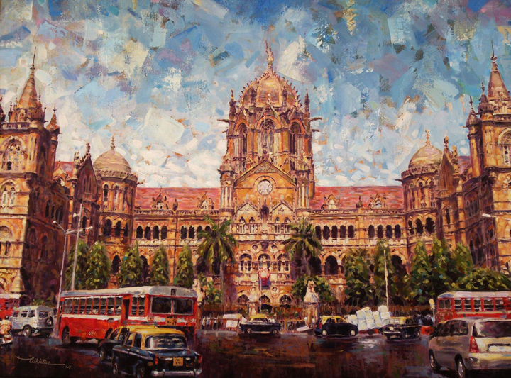 Facebook Jehangir Art Gallery, Mumbai India