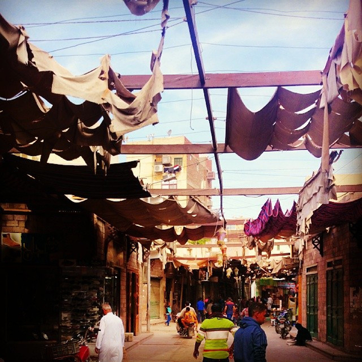 Flickr Muhammad Mansour Egypt souk