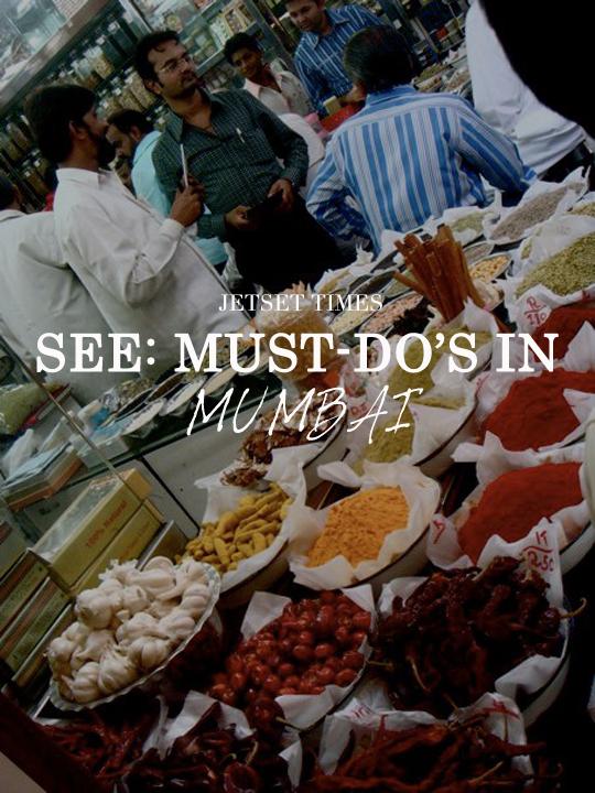 Mumbai must see