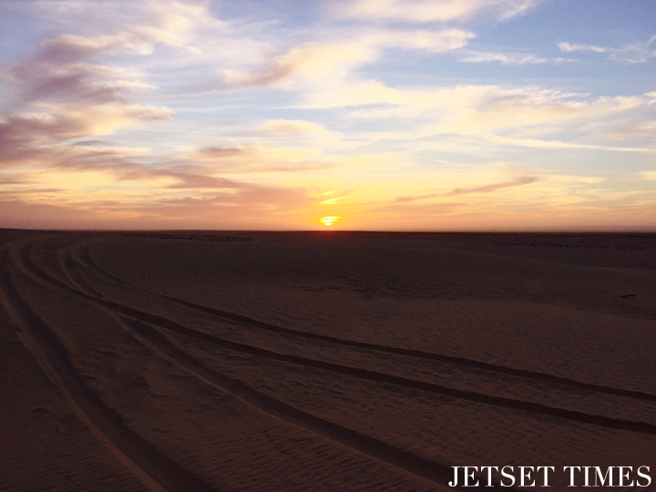 Tunisia sahara desert