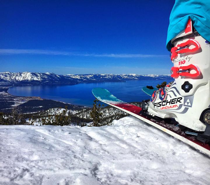 Valerie ski fischer boots