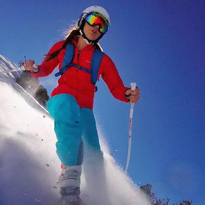 Valerie ski