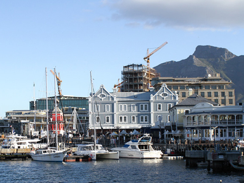 Frances Tao South Africa Cape Town