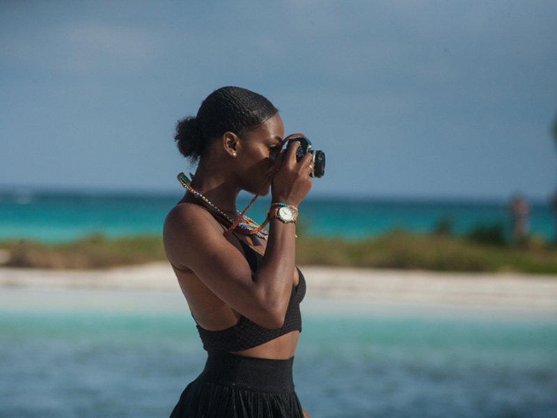Asiyami black women travel