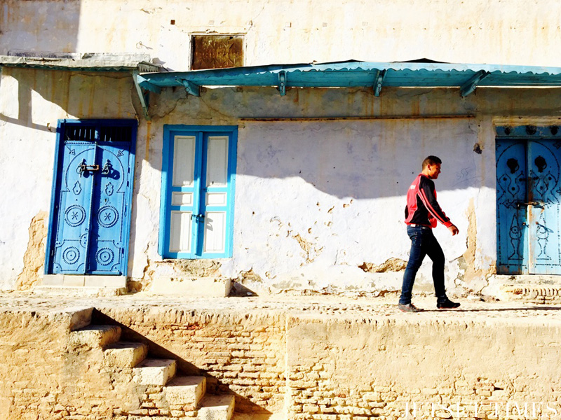 Kairouan street view local