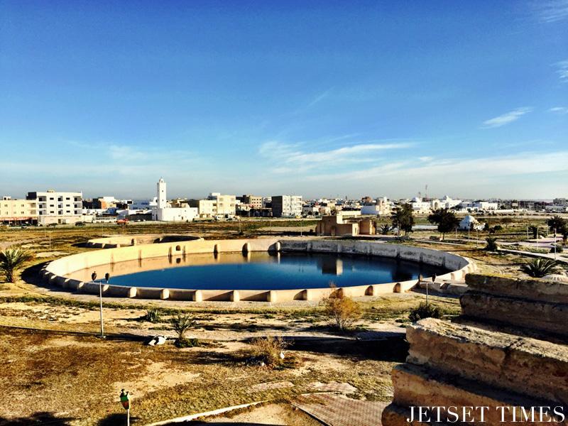 Kairouan well