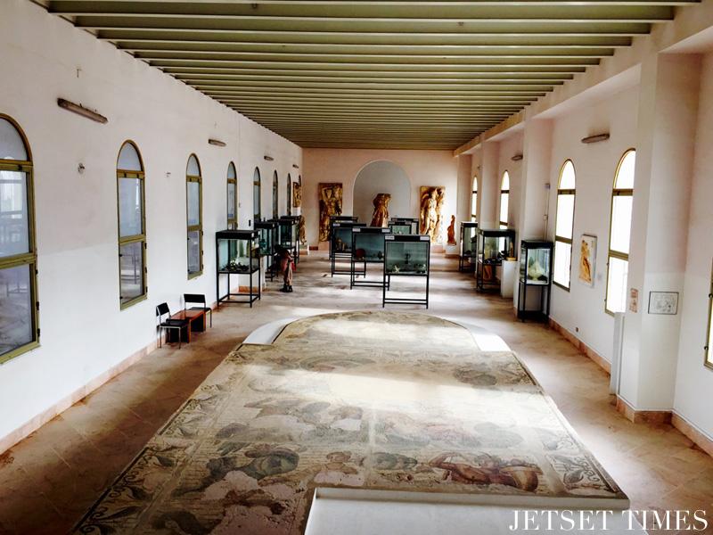 Tunis Tunisia Carthage Museum
