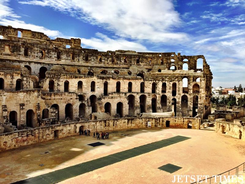 Tunisia Amphitheater El Djem
