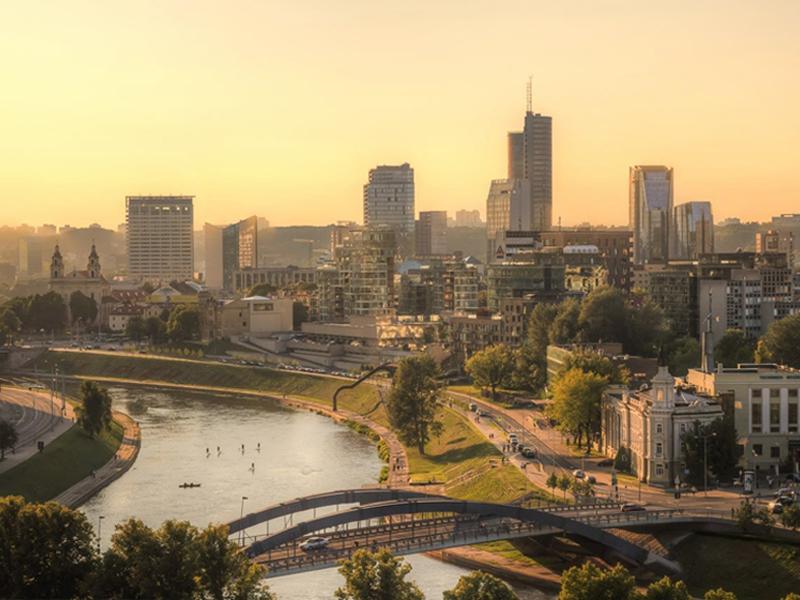 A Local Expert Teaches Us How To Experience Lithuania s Capital ... 239d3aba3d8d9
