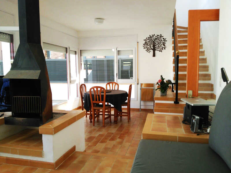 Airbnb Costa Brava Spain first floor
