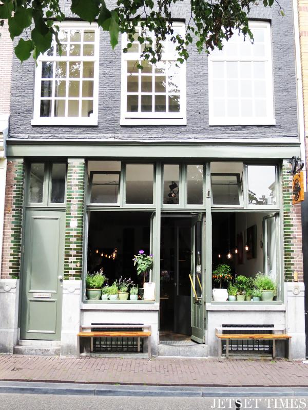 GH Kitchen exterior