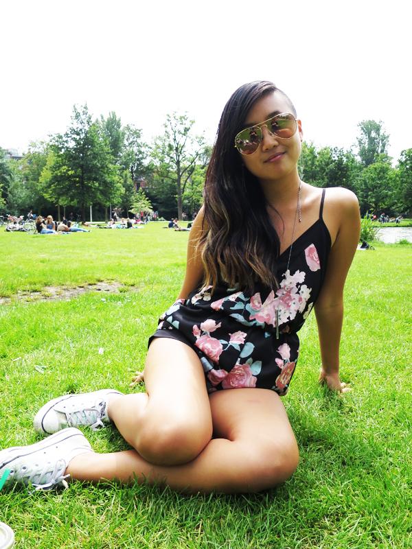 Vondel Park.