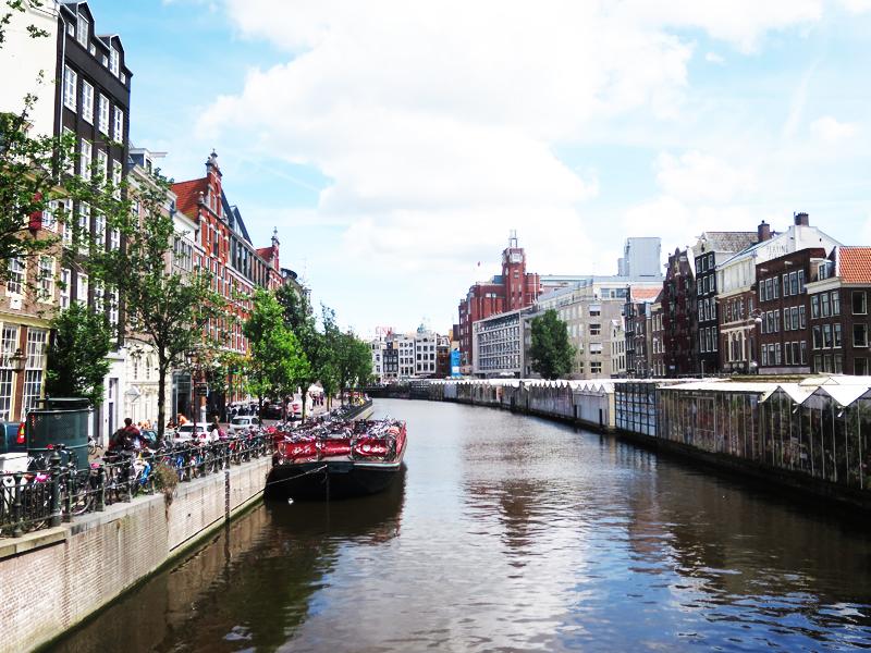 Beautiful Amsterdam.