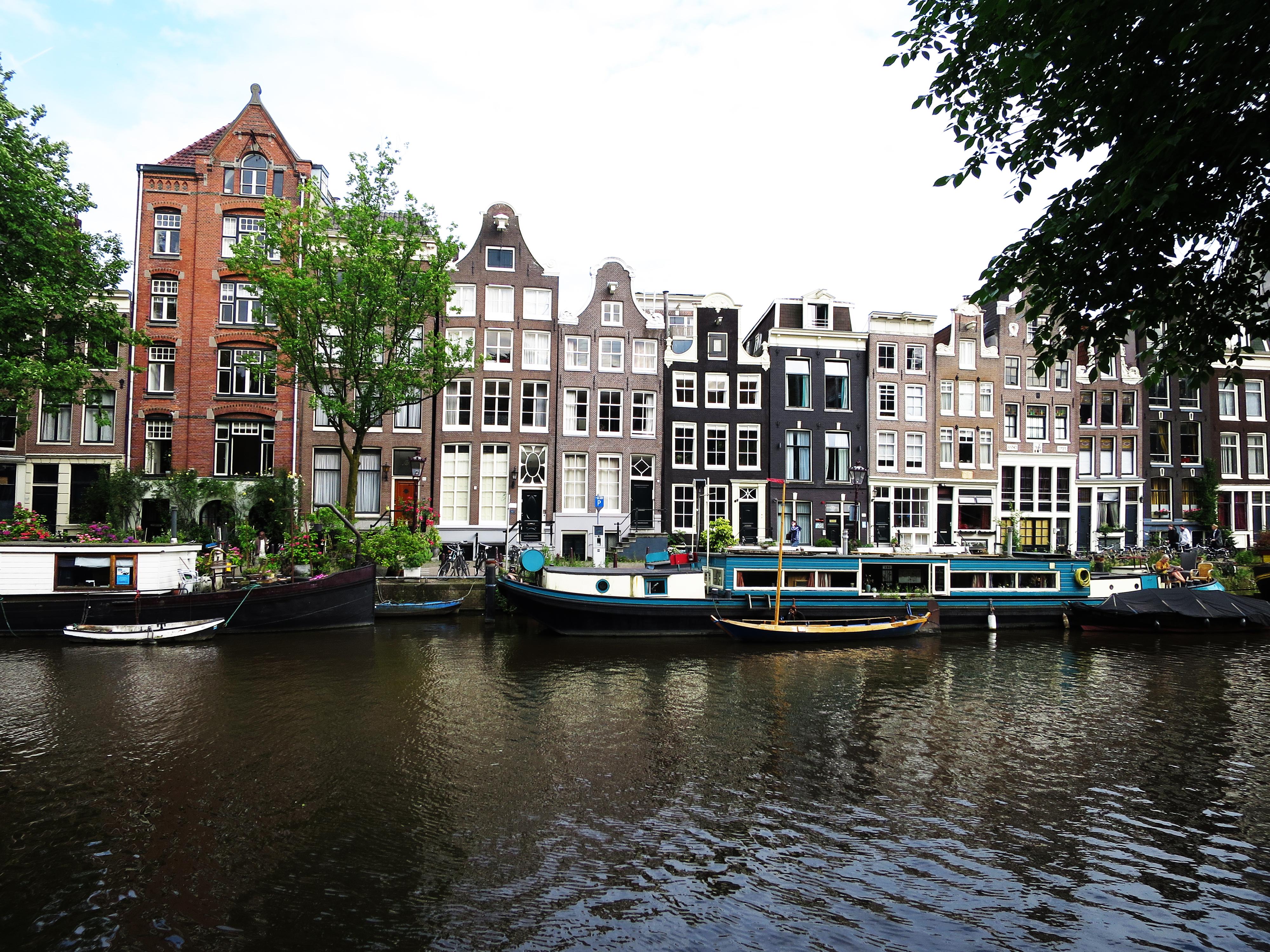 Lovely Amsterdam.