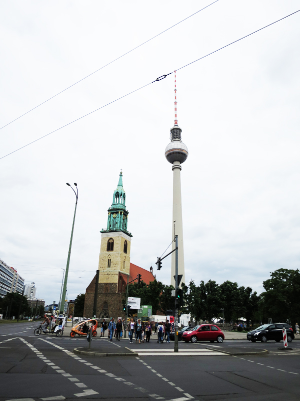 Our fave site in Berlin.