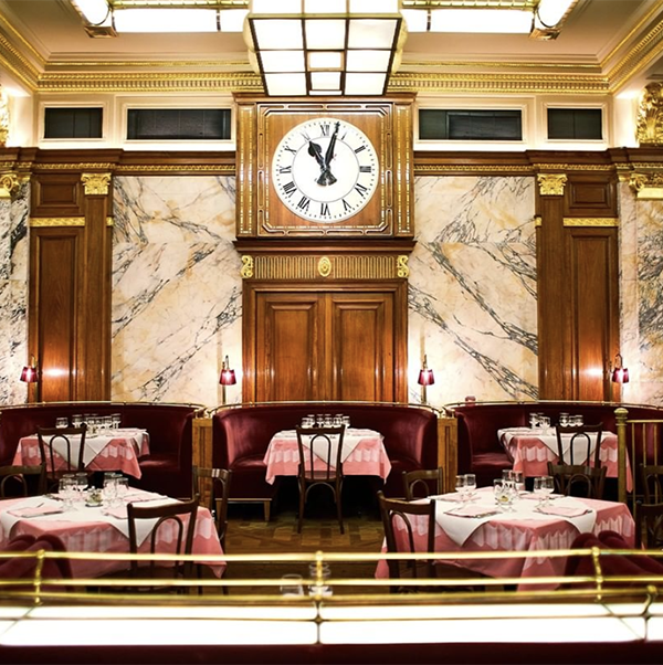 London brasserie zedel