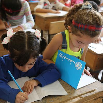 unicef-syrian-children