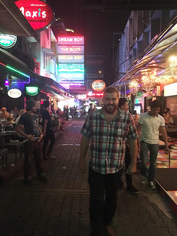 Вагина ночь в бангкоке