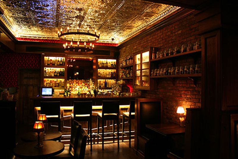 DRINK Top 5 Coolest Shanghai Bars For Stylish Night Owls