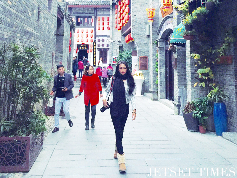 #JetsetStyle: How To Wear Gray/White Stripes Long- Sleeves ...