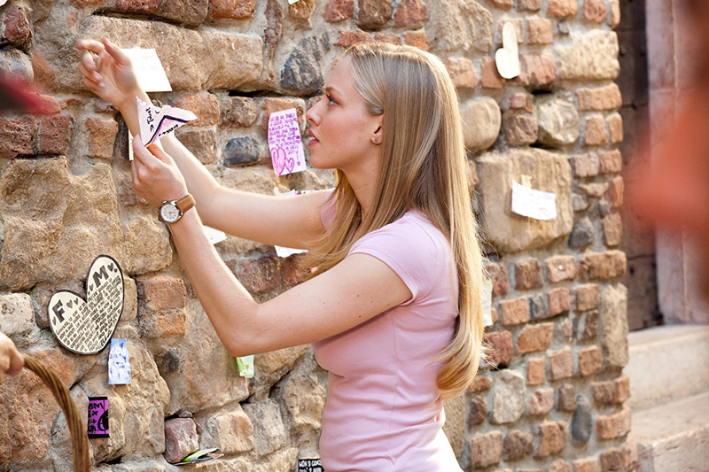 letters to juliet, movies