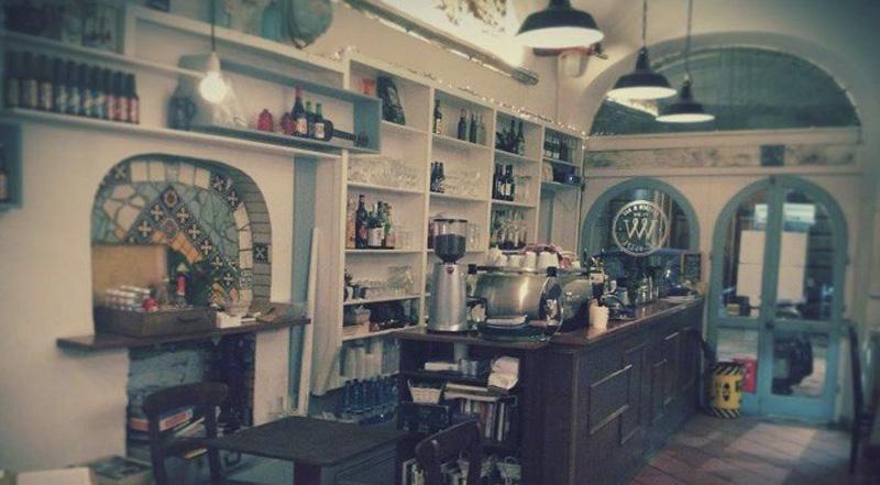 Le Vespe Cafe