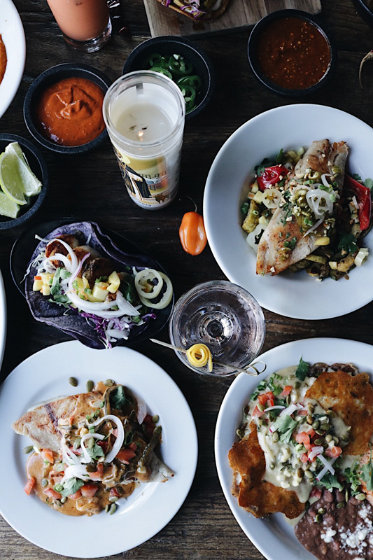 LAs Rustic Cool Mi Corazon Mexican Restaurant Just Opened Another Location