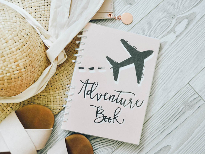 travel notebooks