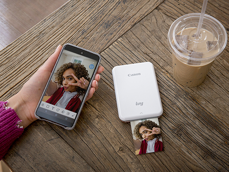 Develop Your Instagram Posts With Canon S New Mini Printer