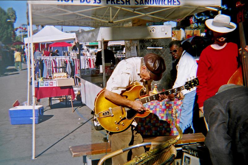 Melrose Flea Market