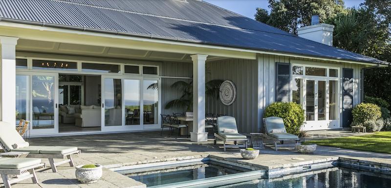 The Lodge at Kauri Cliffs