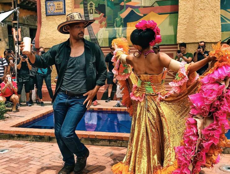 Will Smith Cartagena