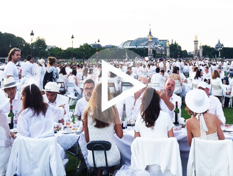 Diner en Blanc Paris
