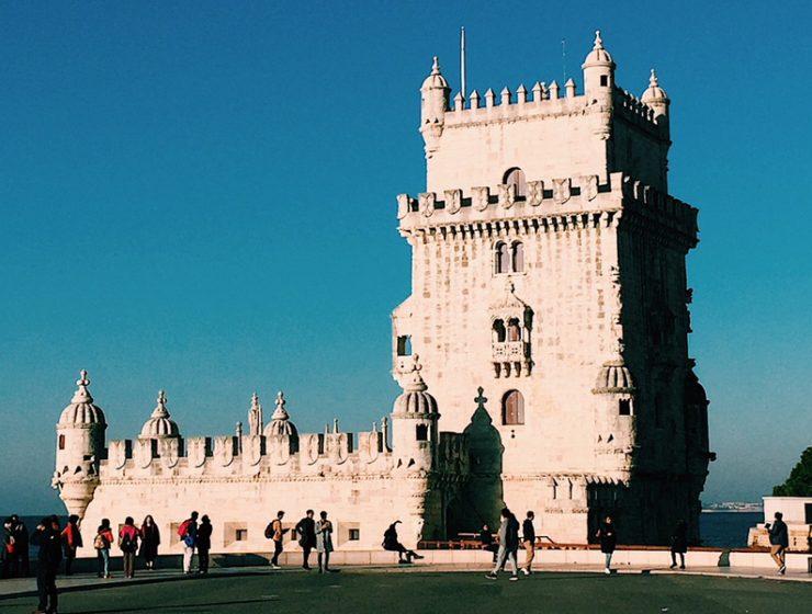 Lisbon Belem Tower