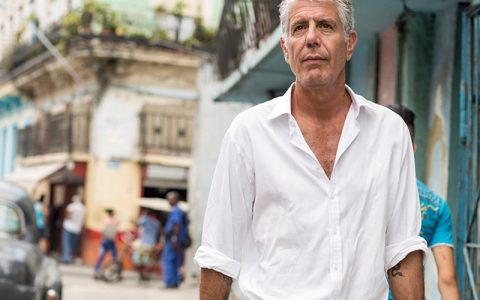 Parts Unknown Anthony Bourdain