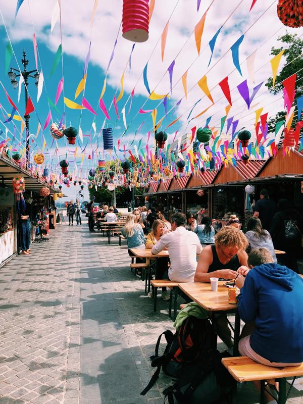Sardine Festival.