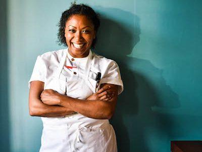 Chef Nyeshha Arrington
