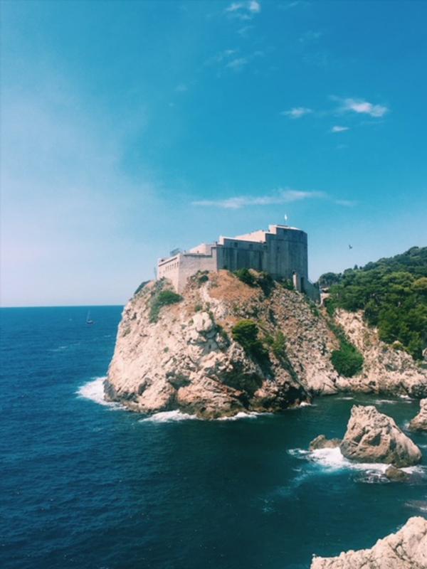 Dubrovnik Old Walls