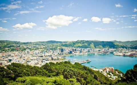 Mount Victoria Wellington