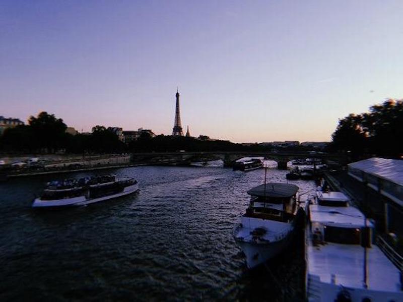 The River Seine