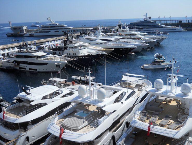 Monaco Yacht Show 2018