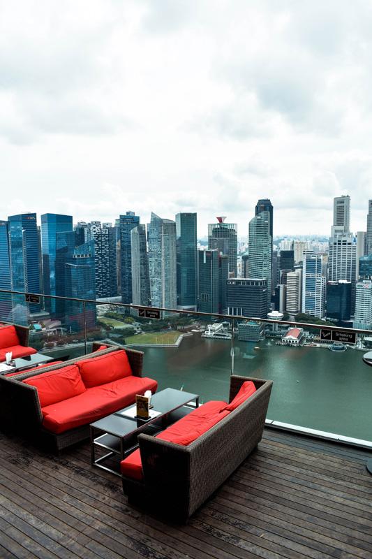 Top Bars Singapore Ce La Vi