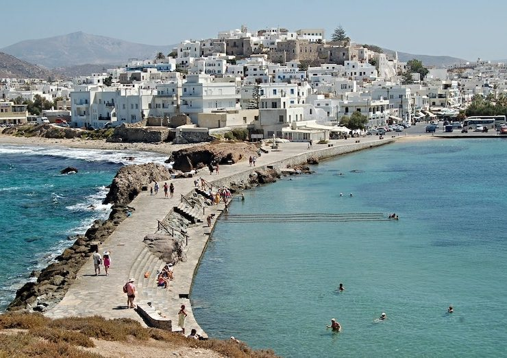 Chora, Naxos, Greece