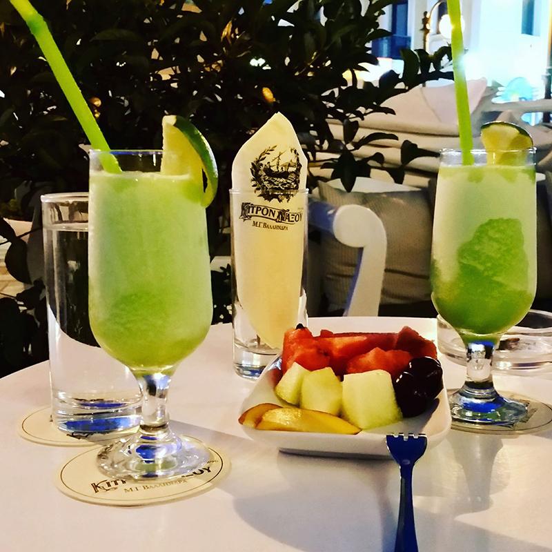 Citron Cafe Naxos