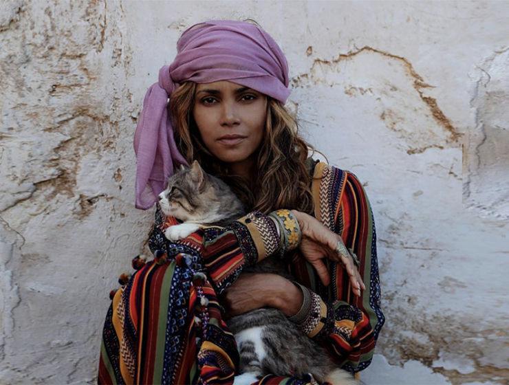 Halle Berry Morocco