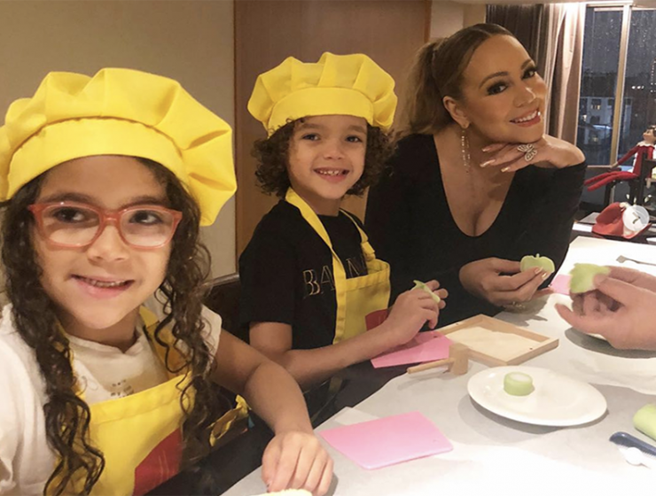 Mariah Carey dumplings Taipei