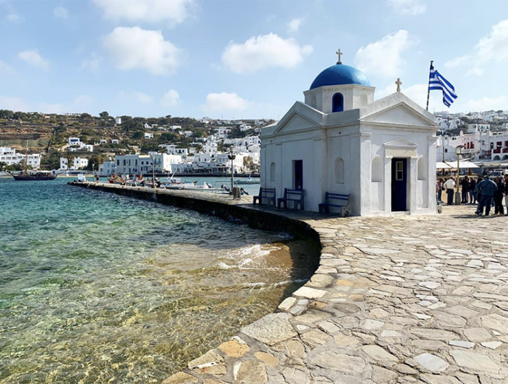 Mykonos Neighborhoods
