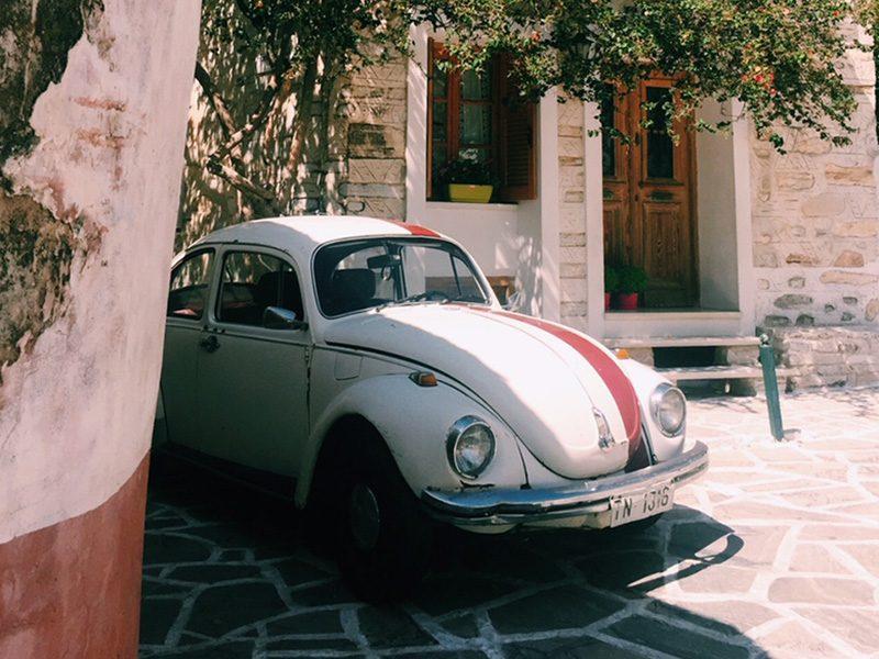 Naxos Transportation